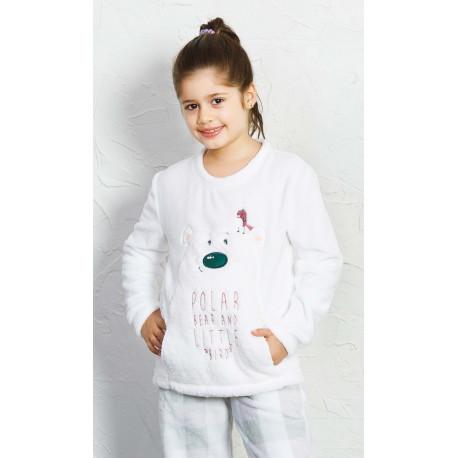 Dětské pyžamo dlouhé Polar bear