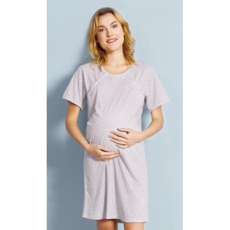 Dámská noční košile mateřská Ema