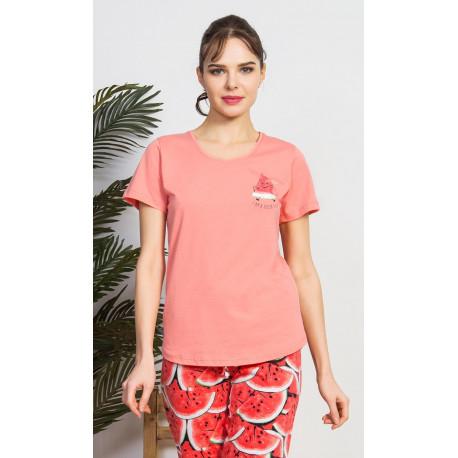 Dámské pyžamo kapri Meloun