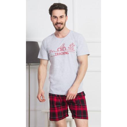 Pánské pyžamo šortky Training