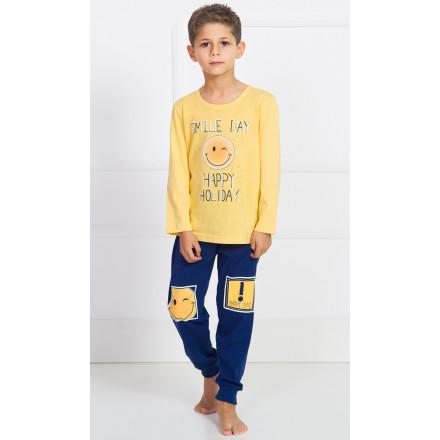 Dětské pyžamo dlouhé Smile