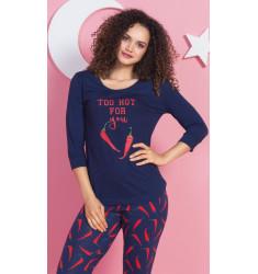 Dámské pyžamo dlouhé Chilli