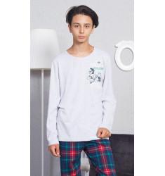 Dětské pyžamo dlouhé Tomáš