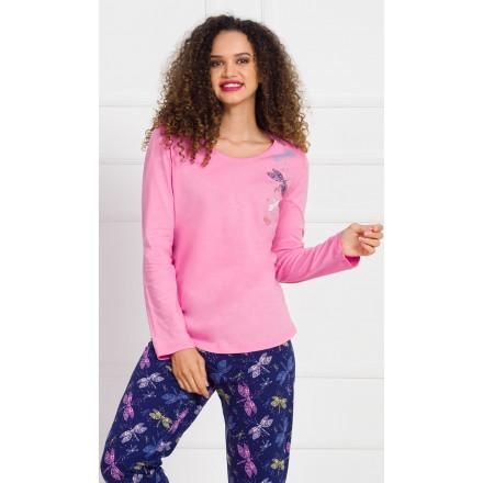 Dámské pyžamo dlouhé Vanda