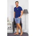 Pánské pyžamo šortky Malá kotva