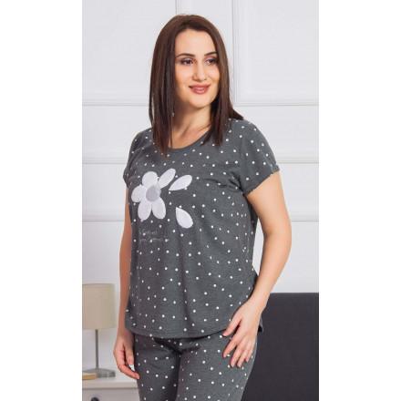 Dámské pyžamo kapri Amanda