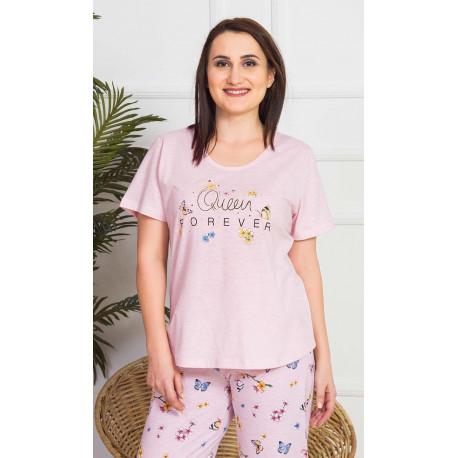 Dámské pyžamo kapri Queen