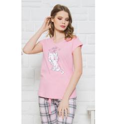 Dámské pyžamo kapri Kotě