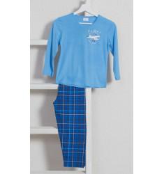 Dětské pyžamo dlouhé Flight