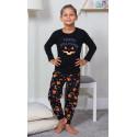 Dětské pyžamo dlouhé Halloween