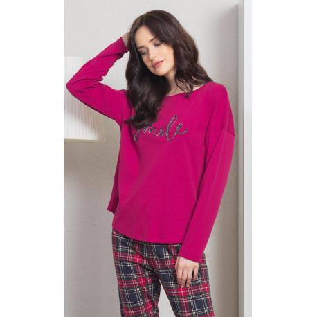 Dámské pyžamo dlouhé Kate