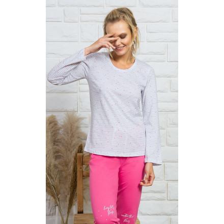 Dámské pyžamo dlouhé Lilien