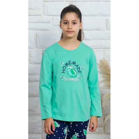 Dětské pyžamo dlouhé Alice
