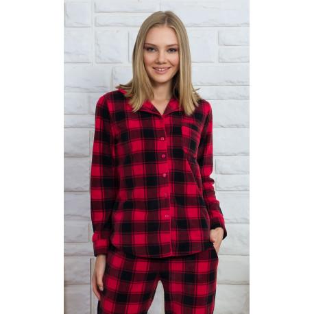 Dámské pyžamo dlouhé Paulína