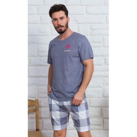 Pánské pyžamo šortky Alfréd