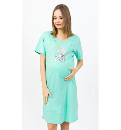 Dámská noční košile mateřská Slůně