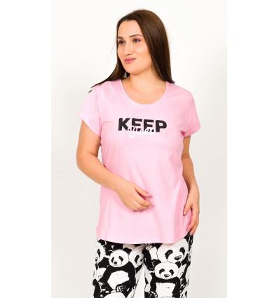Dámské pyžamo kapri Keep sleep