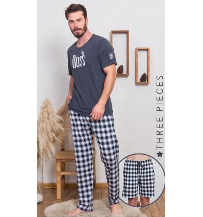 Pánská pyžamová souprava Boss