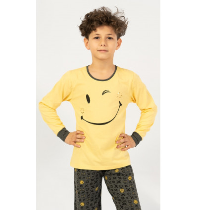 Dětské pyžamo dlouhé Patrik
