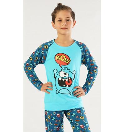 Dětské pyžamo dlouhé Filip