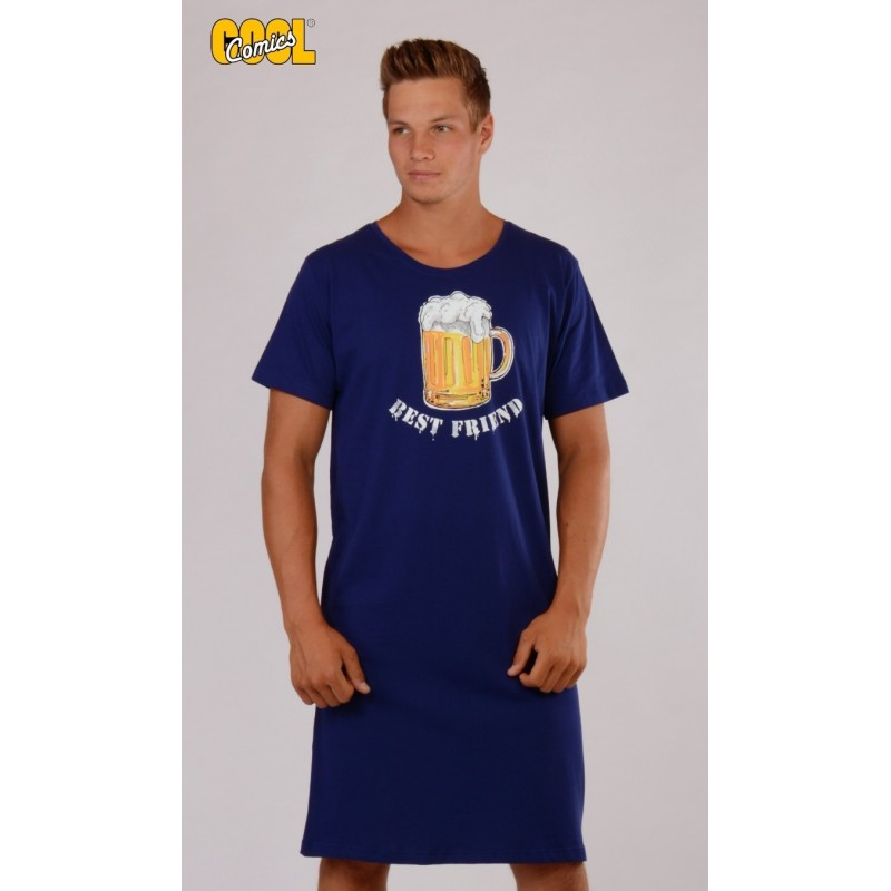 61b0d327780 Pánská noční košile Pivo Gazzaz